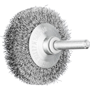 Immagine per la categoria Spazzole coniche con gambo
