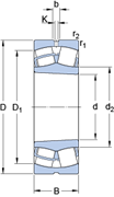 Immagine di Mensola pesante per lavabi ML